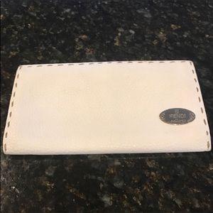 💯 Authentic Fendi Leather Wallet